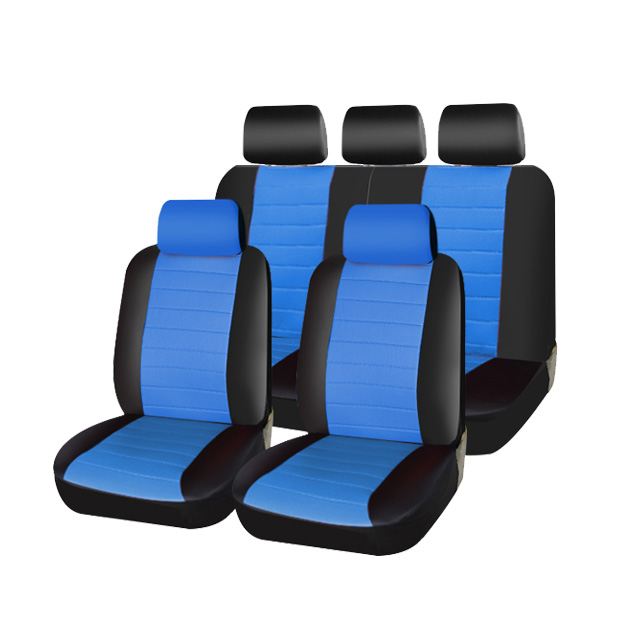 Leater car seat cover
